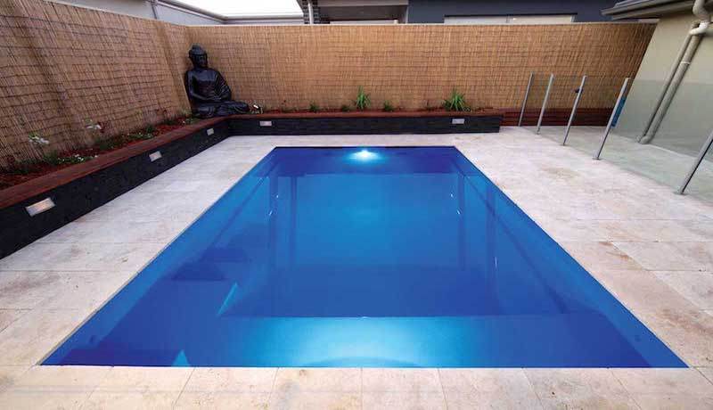 Precision Piscine Avec Plage Immerge  Leisure Pools